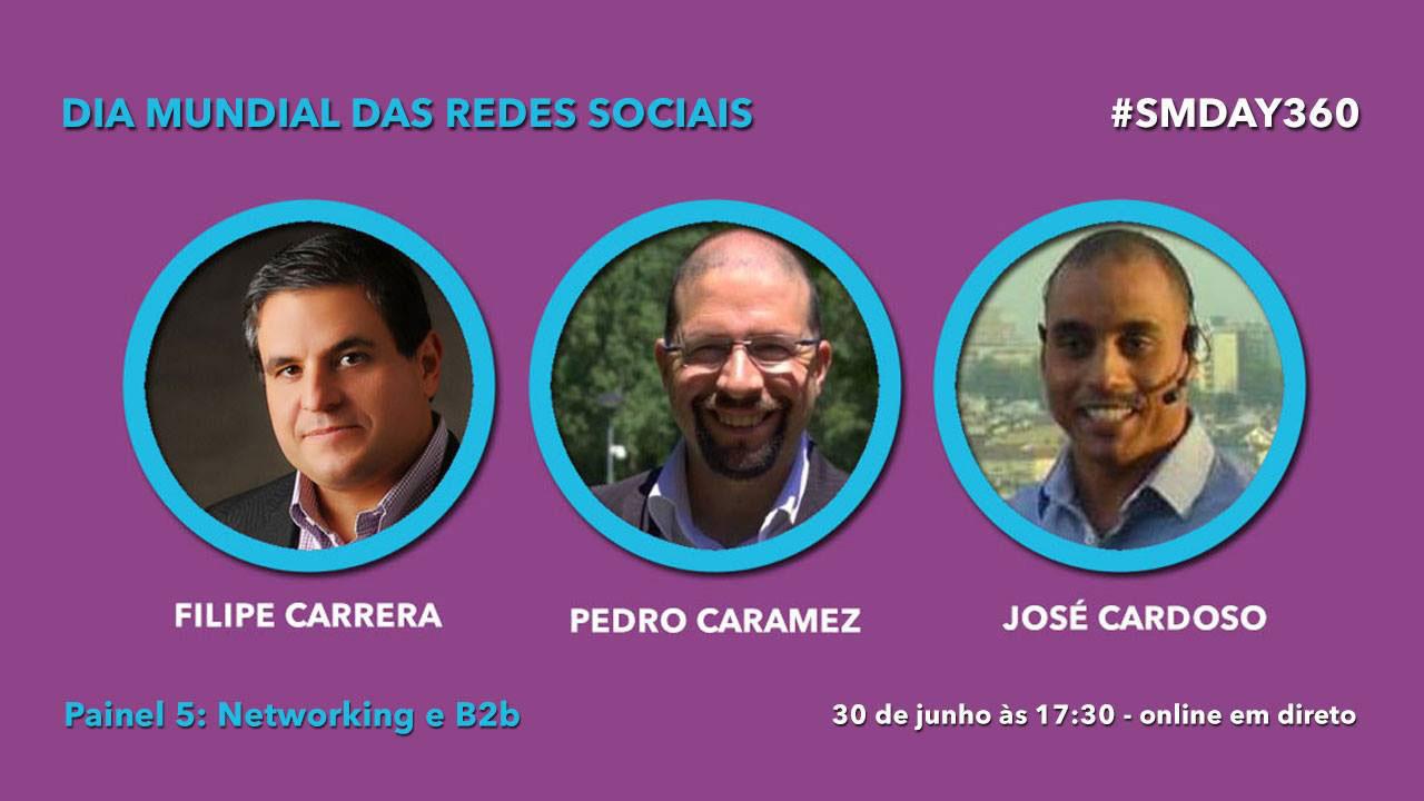 Dia Mundia das Redes Sociais - Painel 5 - Networking e B2B