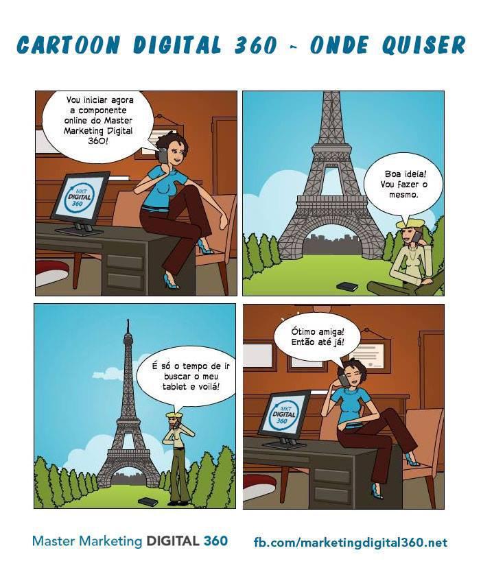 cartoon digital 360 - onde quiser