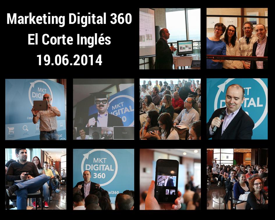 Momentos Marketing Digital 360 - El Corte Inglés
