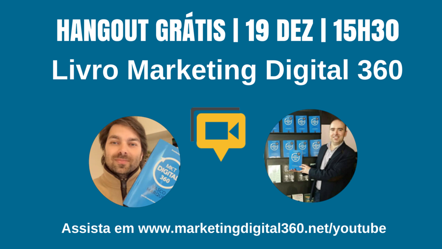 HANGOUT Livro Marketing Difgital 360